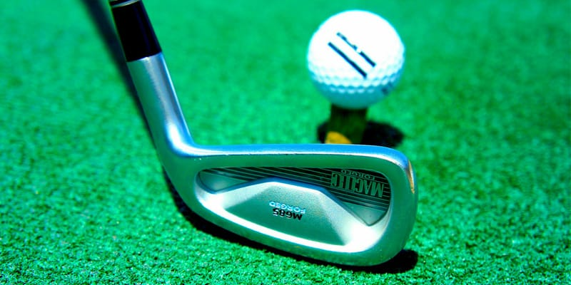 How To Hit A Hybrid Golf Club The RIGHT Way