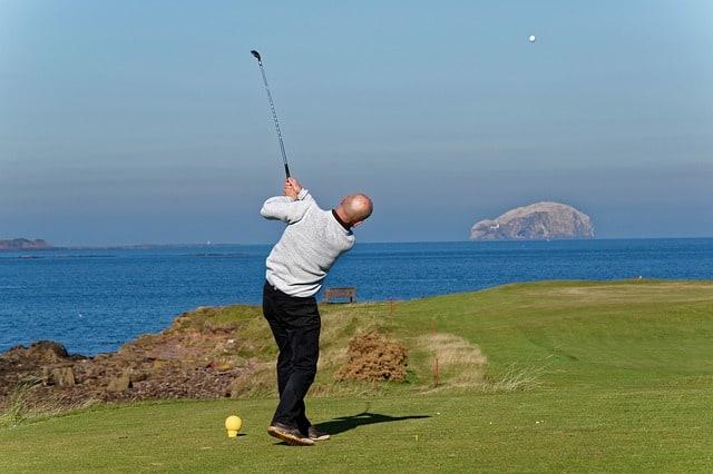 Golf Swing Follow Through Technique